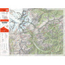 Valsesia North West hiking map 1:25000 n.4