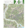 Val Grande hiking map 1:25000 n.14