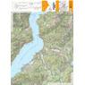 Lago Maggiore hiking map 1:25000 n.305