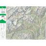 Alpe Veglia hiking map 1:25000 n.9