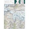 Cervino Matterhorn hiking map 1:25000 n.23