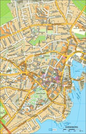Svendborg 110000 SKYdesign Avenza Maps
