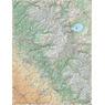 Yosemite Region Map
