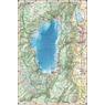 Lake Tahoe Region Map