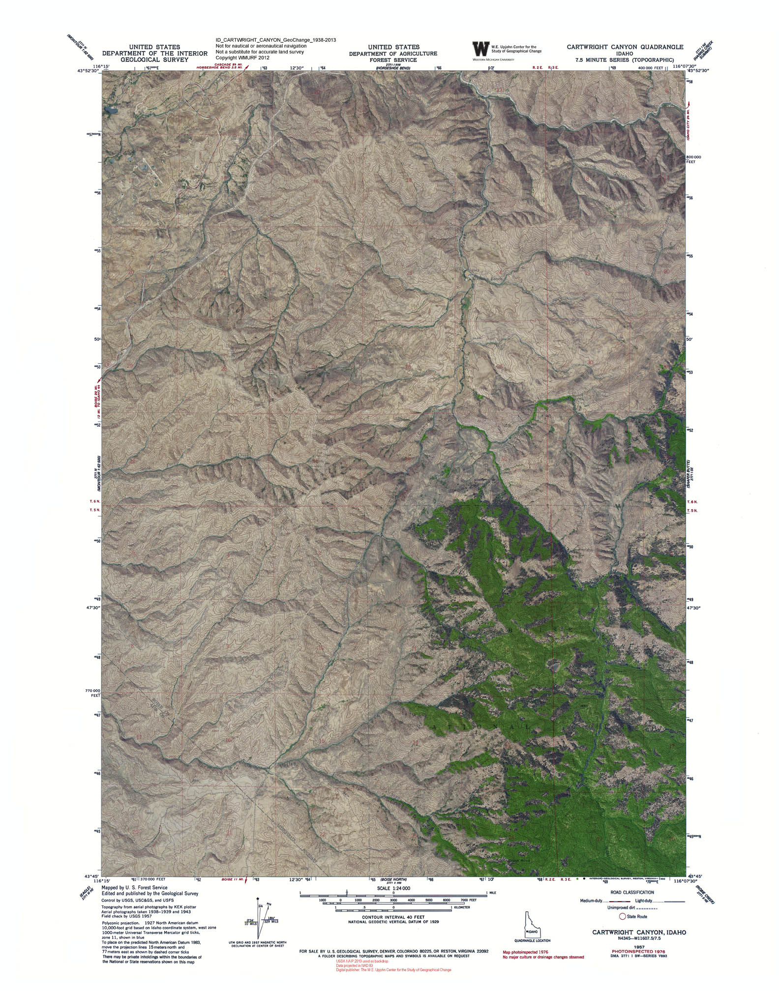 Avenza Maps - Us forest map colorado