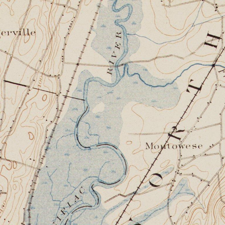 CT-NEW HAVEN: Authoritative US Topos Historic 1892 - Western ...
