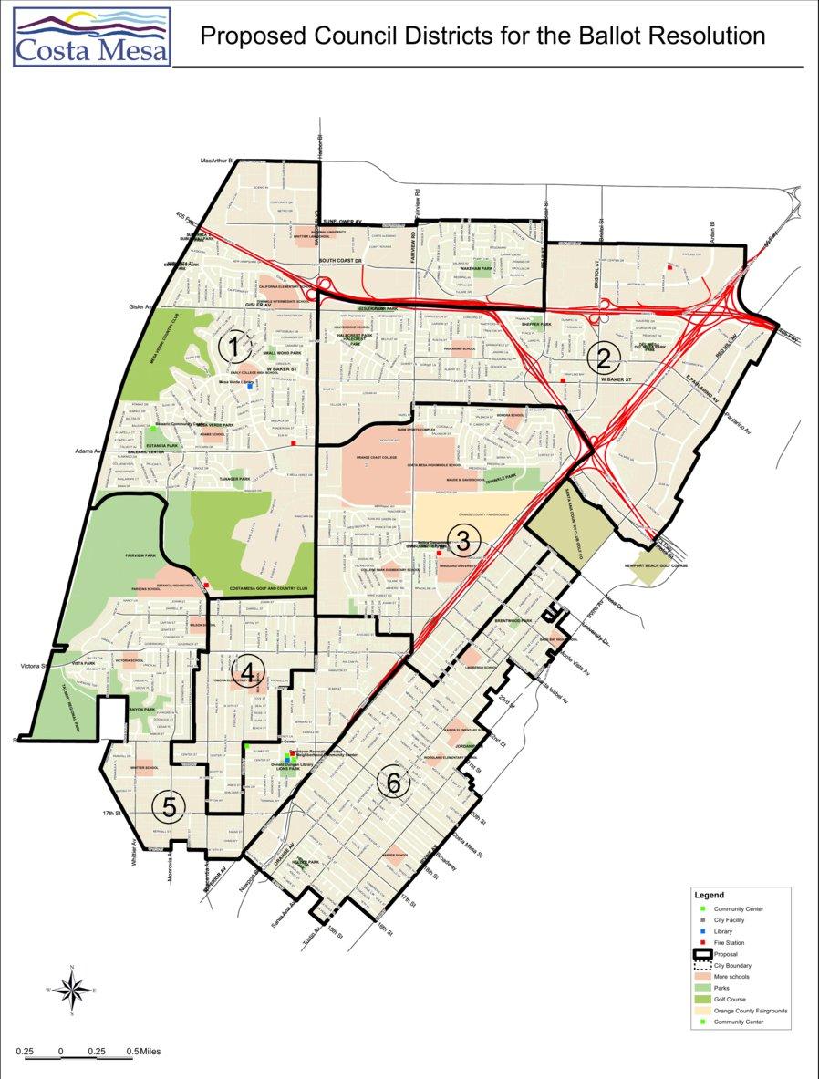 City of Costa Mesa Voting 2016 hoogw Avenza Maps