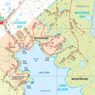 Goughs Bay - from Spatial Vision's VicMap Book (Edition 6)
