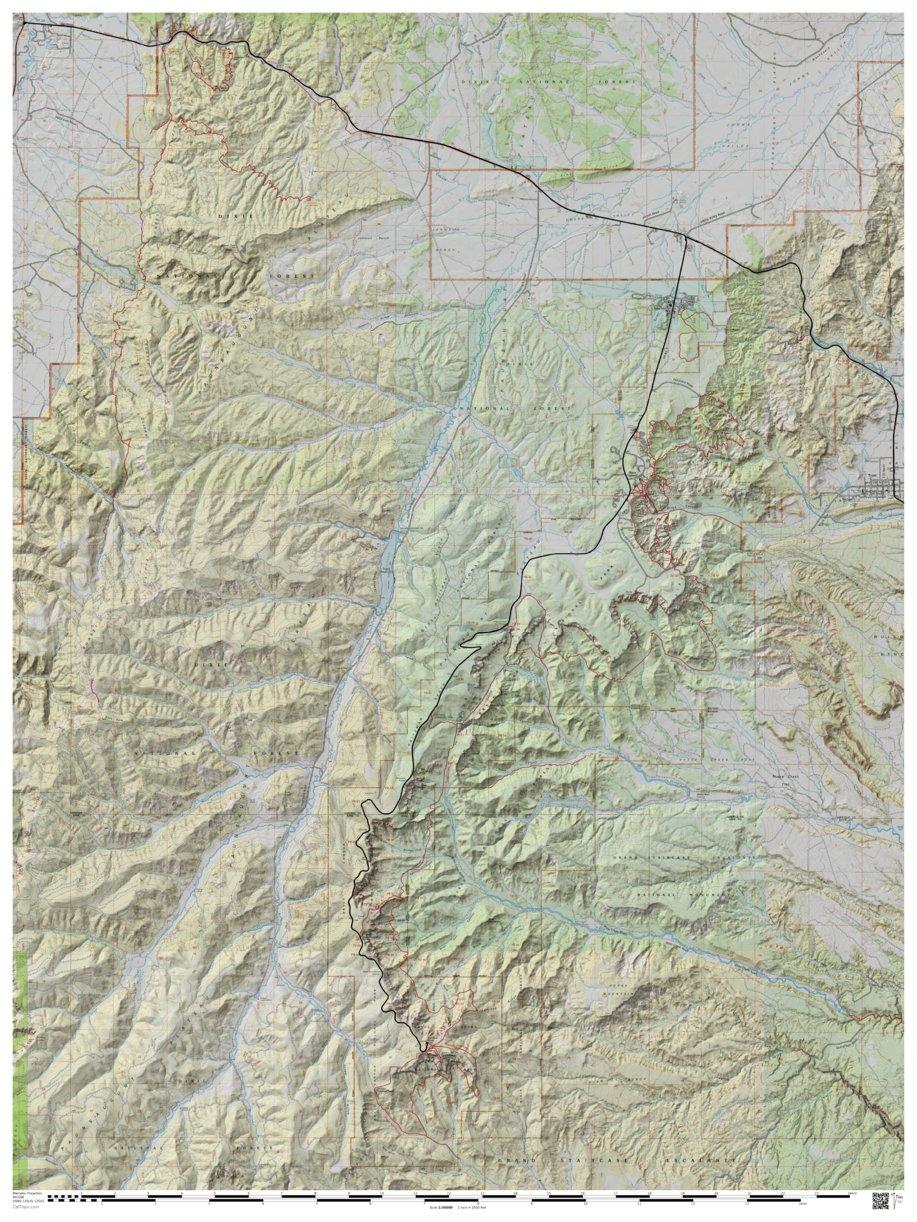 Bryce Canyon National Park - DaveNally - Avenza Maps