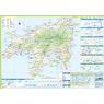 小豆島一周サイクリングマップ