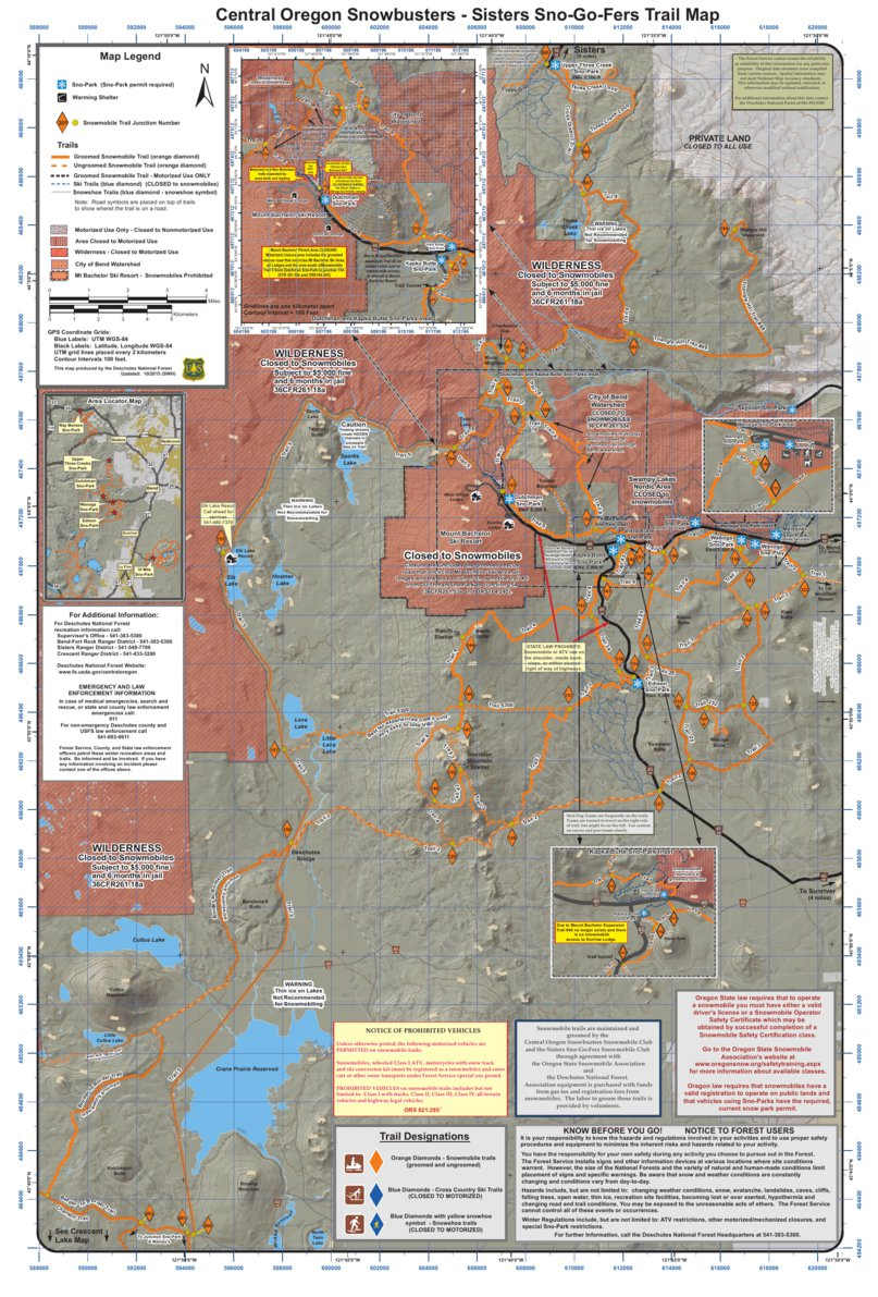 Deschutes National Forest: Bend Area Snowmobile Trails Map ... on central georgia map, central nj map, central washington map, central virginia map, grants pass map, arizona map, central ohio map, high desert map, central tx map, central ny map, central san diego map, oregon's map, central mountain time zone map, central eastern us map, eagle crest resort map, central iowa map, central michigan map, central u.s. map, central bend map, central oklahoma city map,