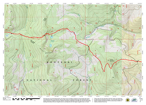 Pacific Northwest Trail - Section 2