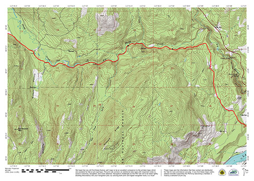 Pacific Northwest Trail - Section 4