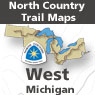 West Michigan (MI Maps 144-164)