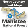 Manistee National Forest (MI Maps 125-143)