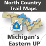 Michigan's Eastern UP (MI Map 69 - 90)