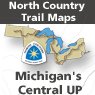 Michigan's Central UP (MI Map 33 - 68)