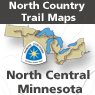 North Central Minnesota  (MN Maps 020 – 052)