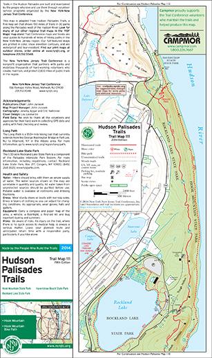 111 - Hudson Palisades (#4) - 2014 - Trail Conference