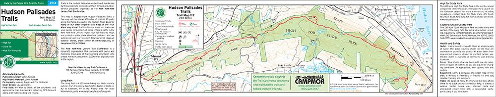 112 - Hudson Palisades (#5) - 2014 - Trail Conference