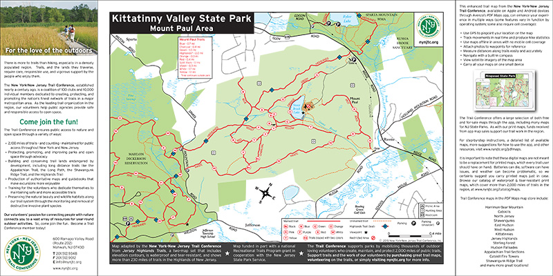 Kittatinny Valley State Park: Mount Paul - NJ State Parks