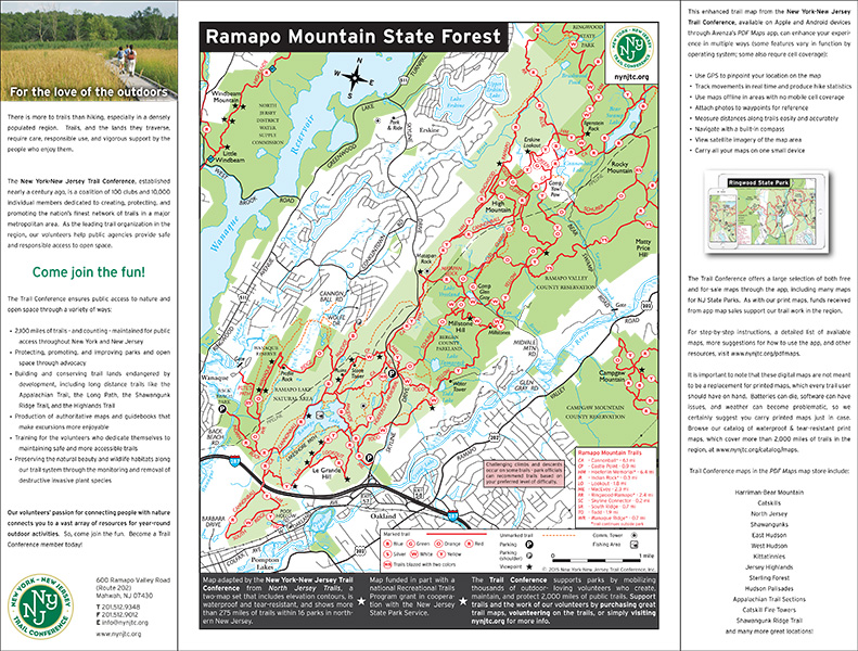 Ramapo Mountain State Forest - NJ State Parks