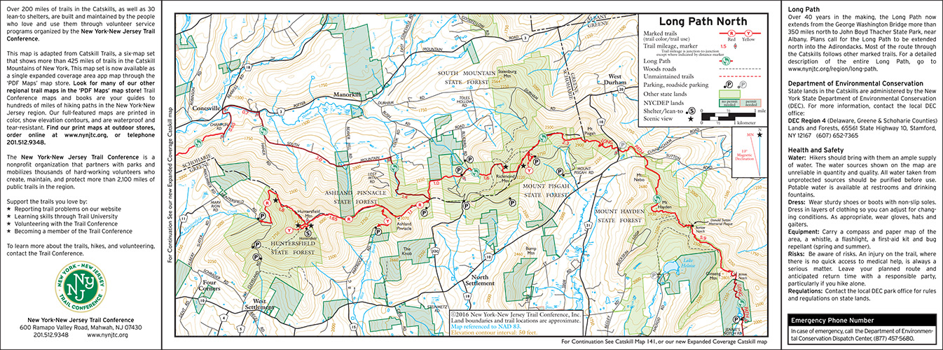 Catskills Maps on Avenza\'s PDF Maps App for Smartphones and Tablets ...