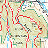 Jersey Highlands (High Mountain - Map 128) : 2016 : Trail Conference