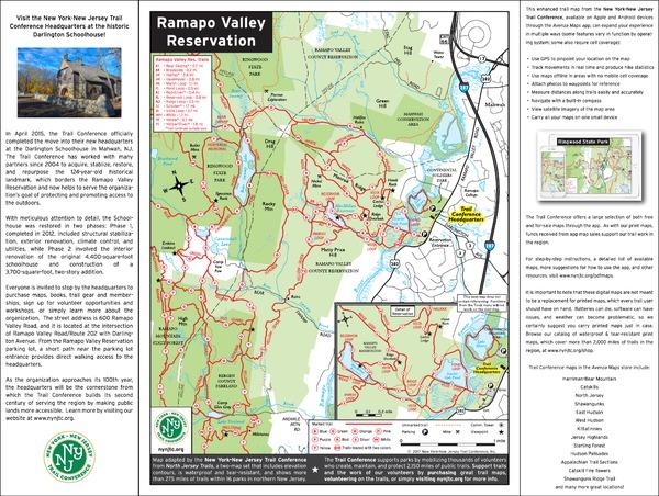 Ramapo Valley Reservation, NJ