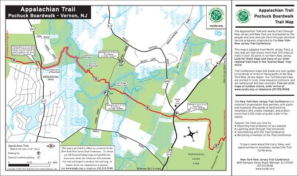 Appalachian Trail - Pochuck Boardwalk, NJ