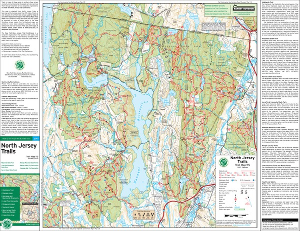 115 - North Jersey (East) - 2017 - Trail Conference