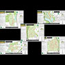 Bundle - 5 Yorktown Park Maps