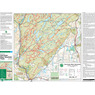Harriman-Bear Mountain (South - Map 118) : 2020 : Trail Conference