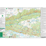 Delaware Water Gap & Kittatinny (North #1/Stokes - Map 122) : 2021 : Trail Conference