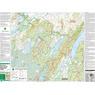 Northern New Jersey Highlands (Wawayanda & Bearfort Ridge - Map 152) : 2021 : Trail Conference