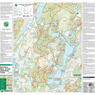 Northern New Jersey Highlands (Wyanokies - Map 151) : 2021 : Trail Conference