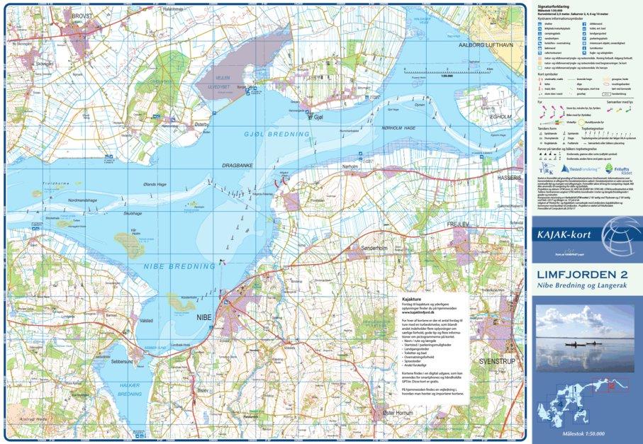 Kajak Limfjorden Nibe Bredning Stotteforeningen For Thisted