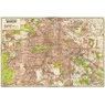 Berlin City Map, 1938