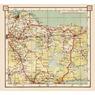 Estonian Road Map, Plate 19: Jõhvi. 1938