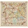 Estonian Road Map, Plate 16: Põltsamaa. 1938