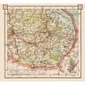 Estonian Road Map, Plate 22: Petseri. 1938