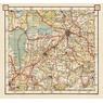 Estonian Road Map, Plate 17: Tartu. 1938