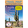 Trail Map Bundle for North Phoenix, Scottsdale, Cave Creek, Fountain Hills & Black Canyon City