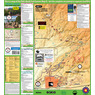 Phil's World Mountain Bike Trail Map, Cortez Colorado