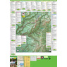 San Juan National Forest SJNF Trail Map, Cortez, Dolores, Rico, Mancos Colorado