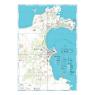 Map 03a: Pollonia - a Quaint Fishermen Village