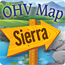 CTUC Sierra National Forest OHV Map