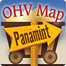 Panamint Valley OHV Map
