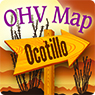 CTUC Ocotillo Wells SVRA OHV Map