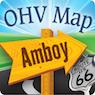 CTUC Amboy OHV Map